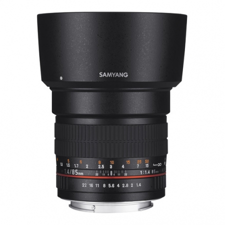 Samyang 85mm f/1.4 AS IF UMC za Canon