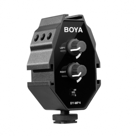 Boya BY-MP4 audio adapter