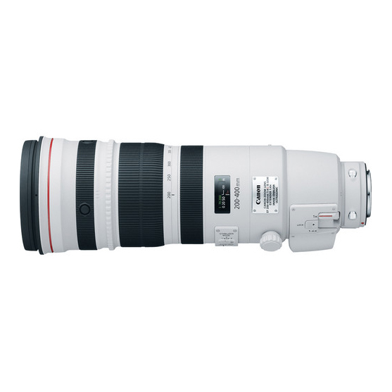 Canon EF 200-400mm f/4L IS USM 1.4x - 1