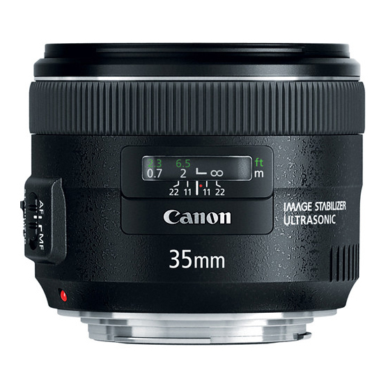 Canon EF 35mm f/2 IS USM - 3