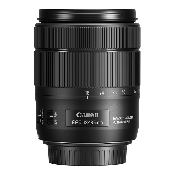 Canon EF-S 18-135mm f/3.5-5.6 IS USM NANO - 3