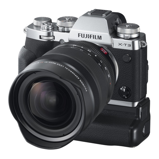 FujiFilm VG-XT3 Vertical Battery Grip za X-T3 - 3