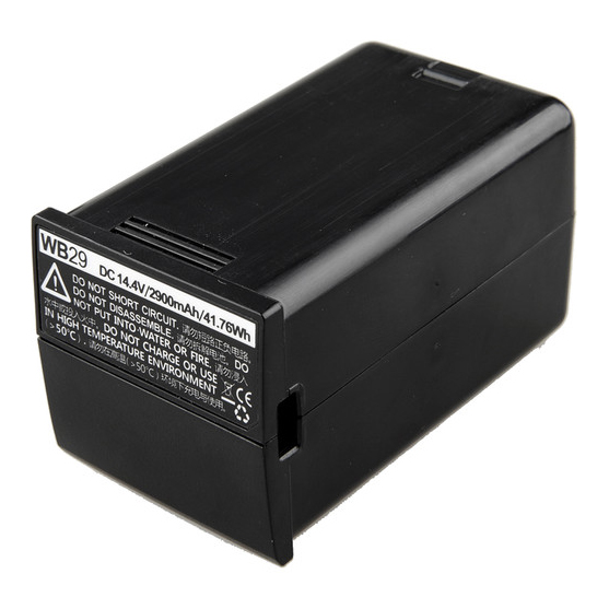 Godox WB29 Battery Pack for AD200 - 1
