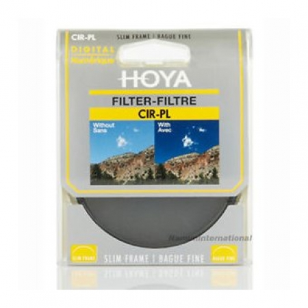 Hoya Circular Polarizing Slim 62mm