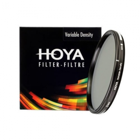 Hoya Variable Neutral Density VND Filter 62mm