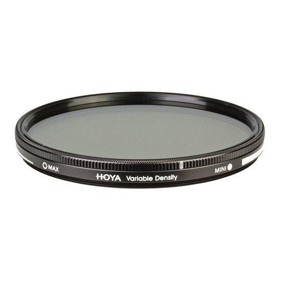 Hoya Variable Neutral Density VND Filter 72mm - 2
