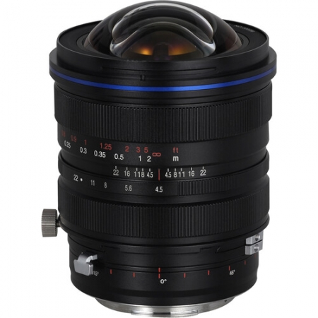 Laowa 15mm f/4.5 Zero-D Shift za Canon EF