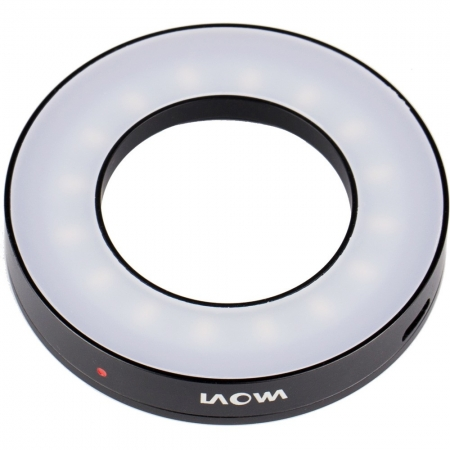 Laowa Front LED Ring Light za 25mm f/2.8