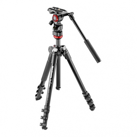 Manfrotto MVKBFR-LIVE BeFree Live Fluid Kit