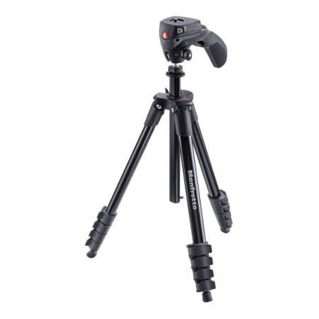 Manfrotto MKCOMPACTACN-BK COMPACT ACTION