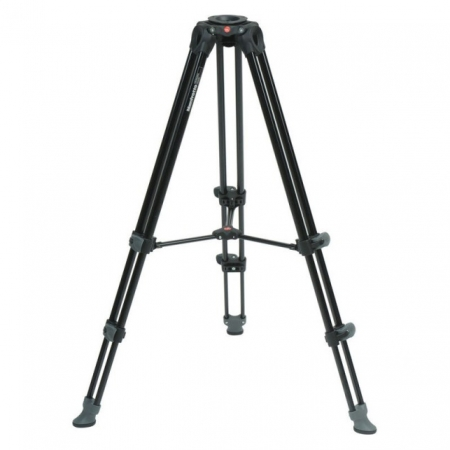 Manfrotto MVT502AM Telescopic Twin Leg Video Tripod