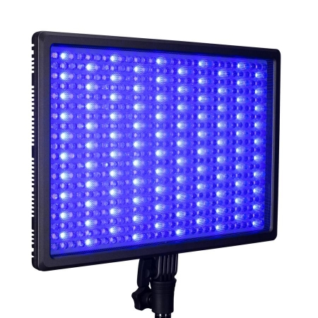 Nanlite MixPad 27 Adjustable Bicolor RGBWW Dimmable Hard and Soft Light
