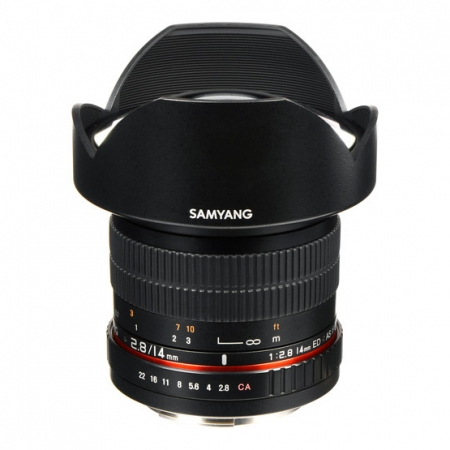 Samyang 14mm f/2.8 ED AS IF UMC za Sony