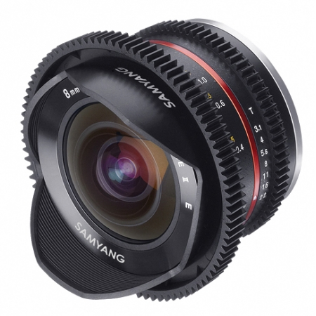 Samyang 8mm T3.1 Cine UMC FISH-EYE II za Sony