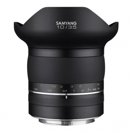 Samyang XP 10mm f/3.5 za Canon