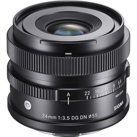 Sigma 24mm f/3.5 DG DN Contemporary za Sony E