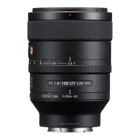 Sony FE 100mm f/2.8 STF GM OSS - 4