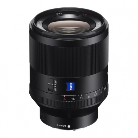 Sony Zeiss Planar T* FE 50mm f/1.4 ZA