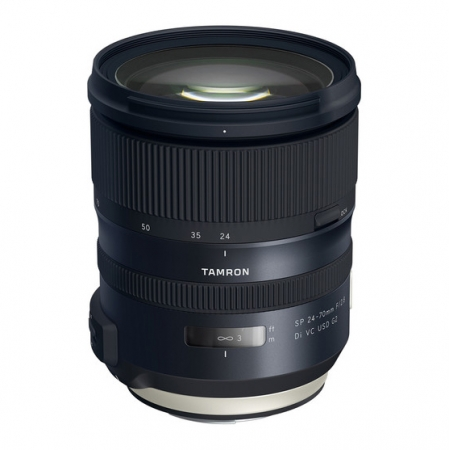 Tamron SP 24-70mm f/2.8 Di VC USD G2 za Canon