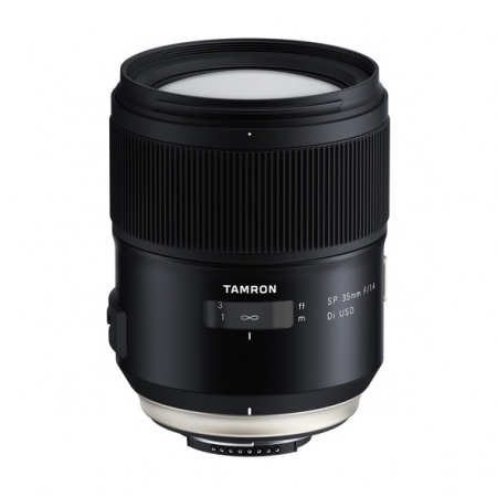 Tamron SP 35mm f/1.4 Di USD za Canon EF