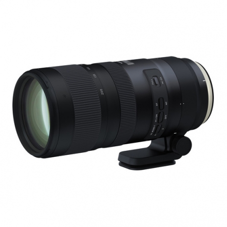 Tamron SP 70-200mm f/2.8 Di VC USD G2 za Canon