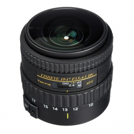 Tokina AT-X 107 AF DX NH Fisheye za Canon